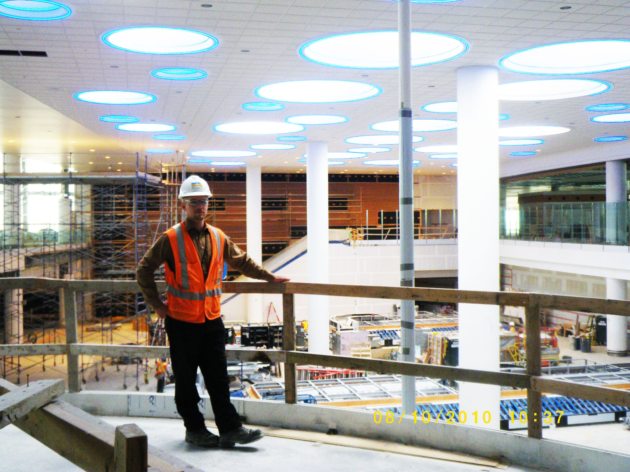 Cameron Clarke General Manager Clarke Construction Projects