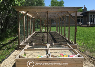 sandbox built by clarke construction projects