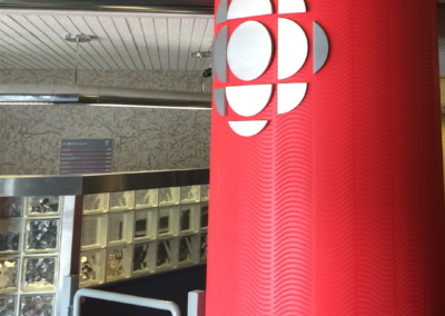 CBC Entrance Foyer built by Clarke Construction Projects