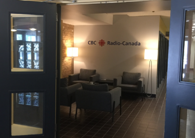 CBC renovation by clarke construction projects