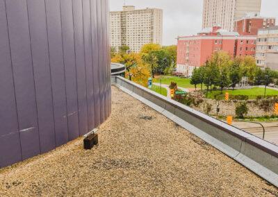 roofers in winnipeg clarke construction projects