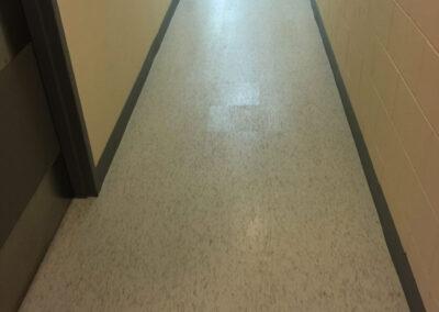 basement flooring installation