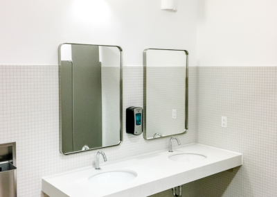 Chapters Polo Park Accessible Washroom Renovations