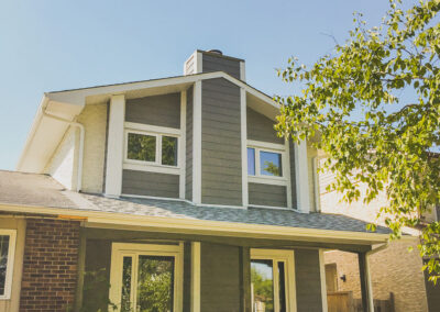Exterior renovations by clarke construction projects