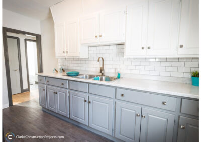 Kitchen renovations by Clarke Construction Projects