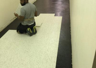 new commercial flooring