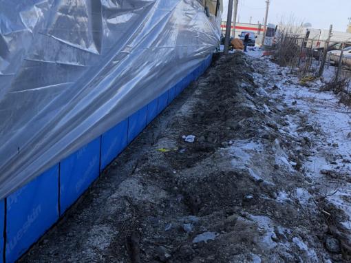 Carte-Paramount Building Waterproofing