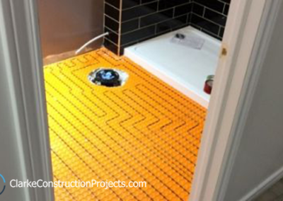 companies who install heated floors