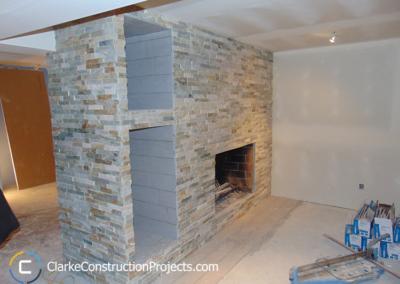 fireplace renovations