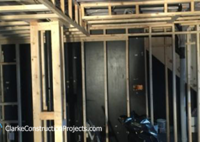 framing by clarke construction projects