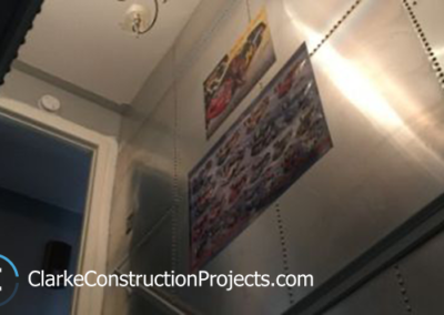 home renovations by clarke construction projects