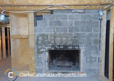 new fireplace installations