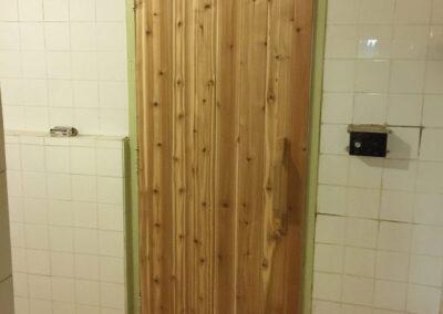 new sauna construction winnipeg