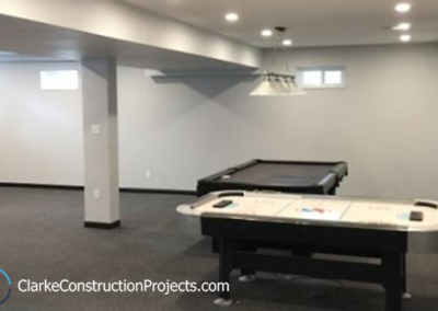 rec room construction