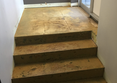 stairway renovations