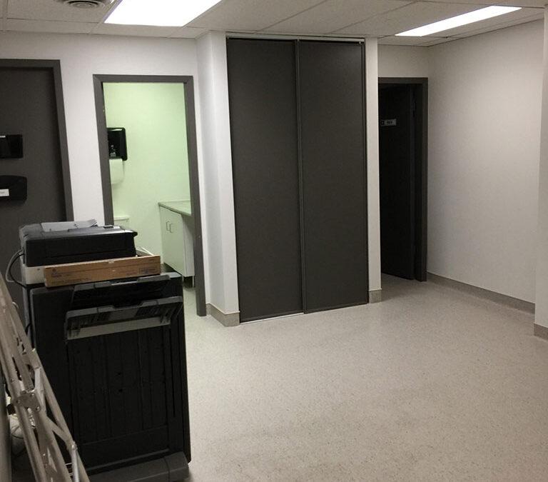 ASD Office Renovation